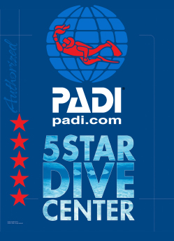 5 Star PADI dive center